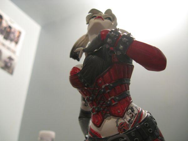 Batman: Arkham City - Harley Quinn Statue ACQuinn8