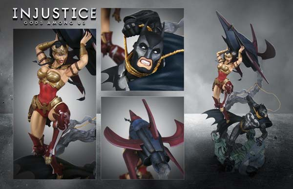 Injustice: Gods Among Us Collector's Edition Statue Injust_stat