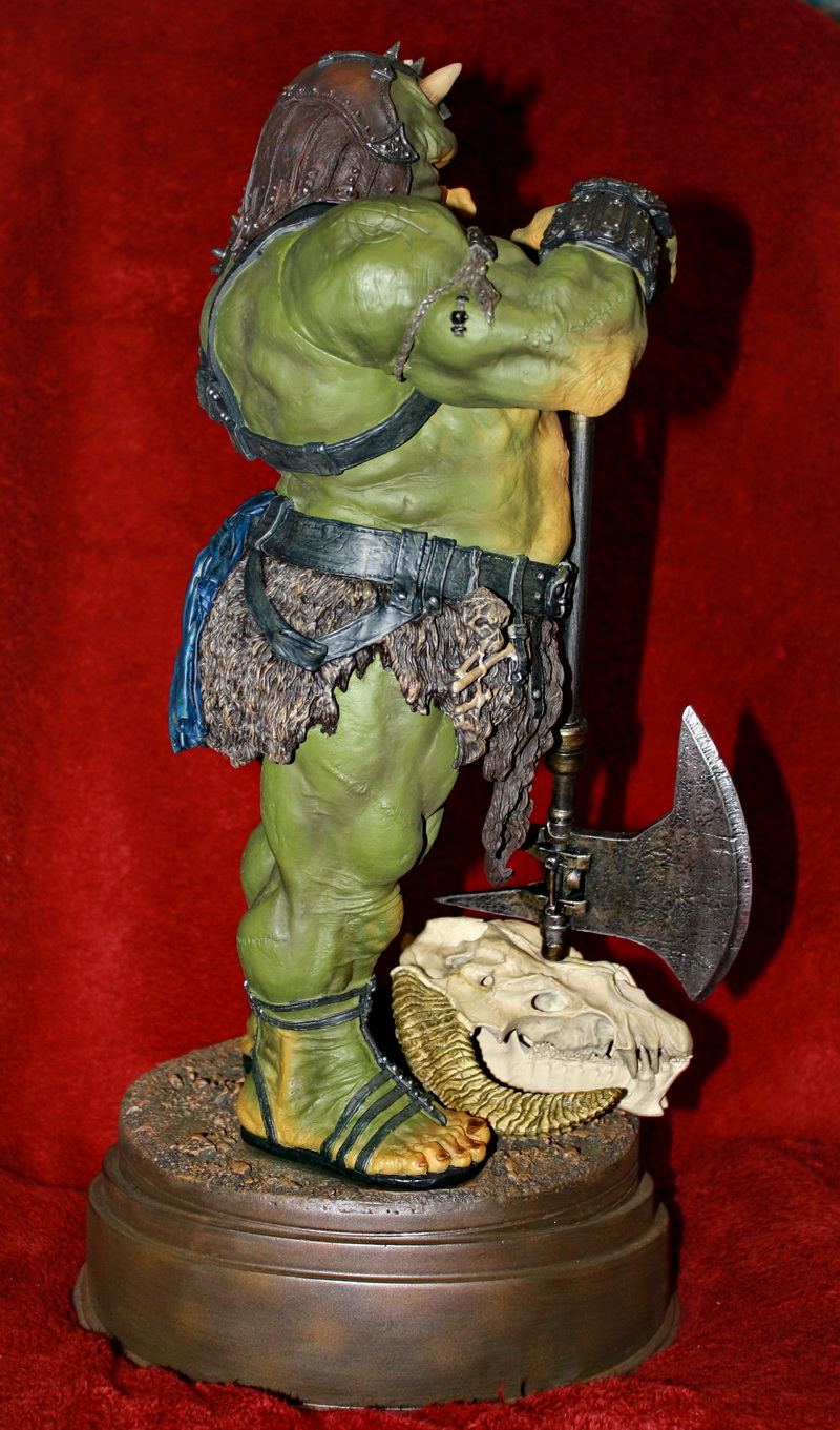 STAR WARS: GAMORREAN EXECUTIONER Mythos statue 29