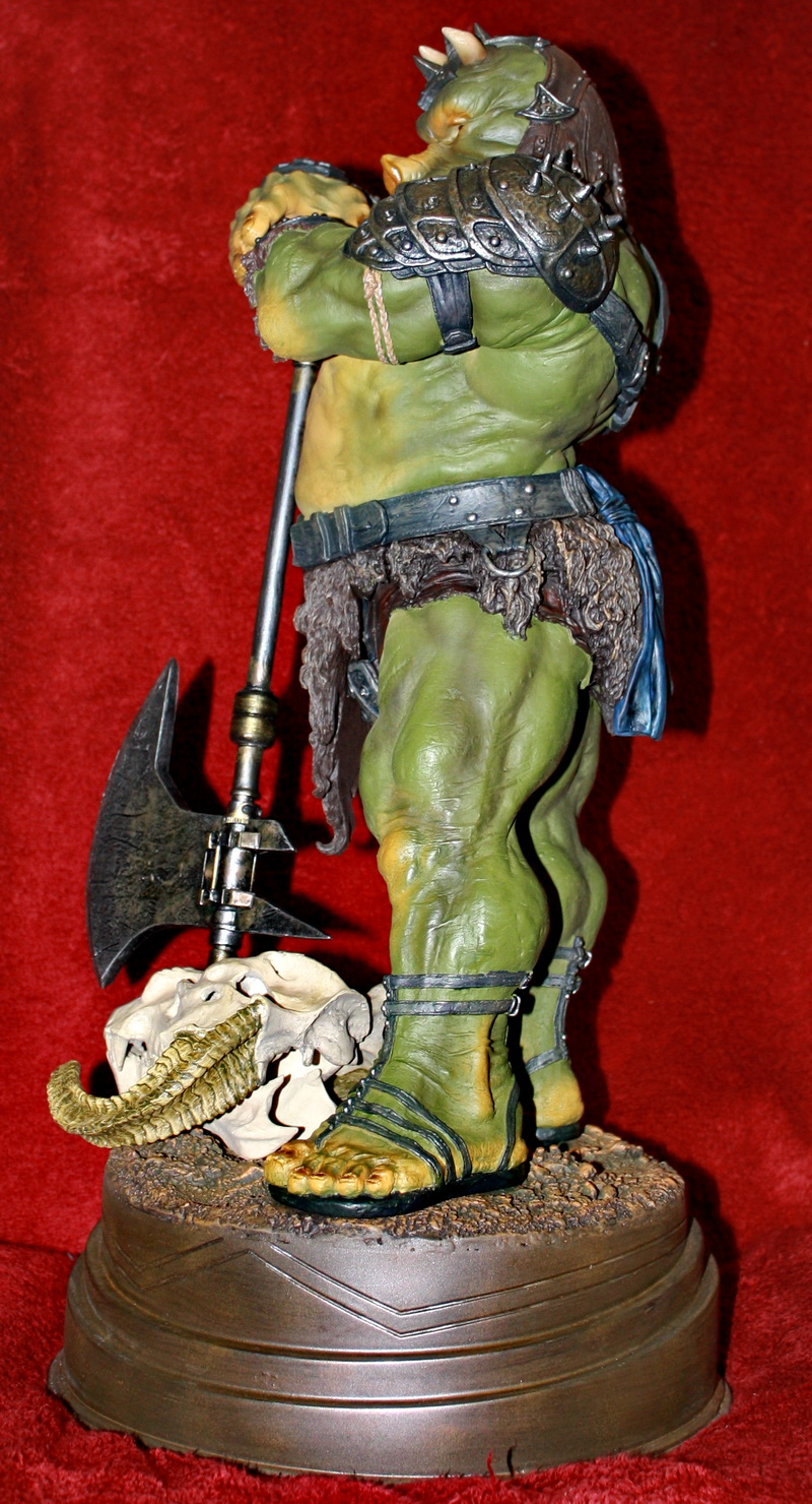 STAR WARS: GAMORREAN EXECUTIONER Mythos statue 31