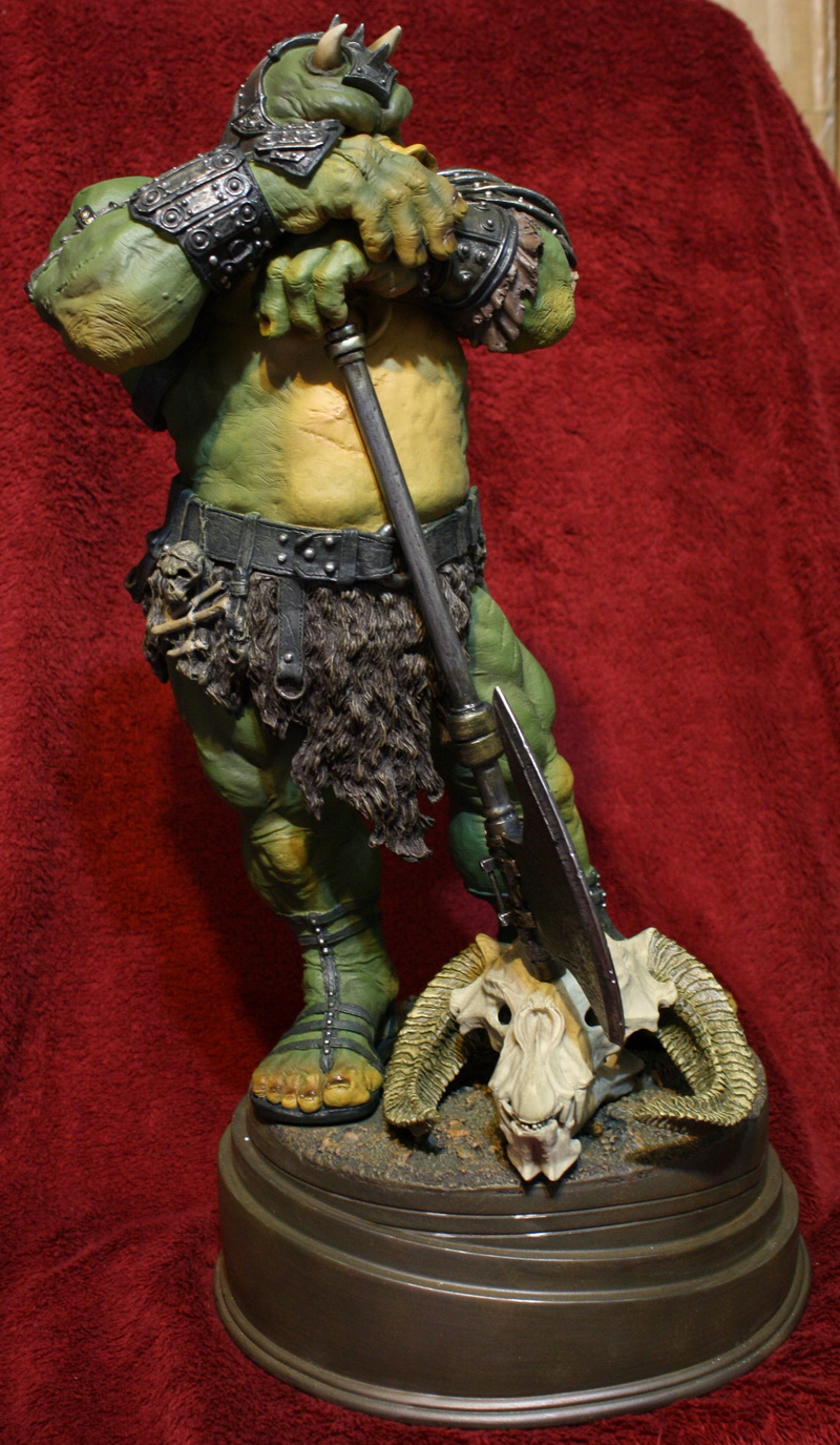 STAR WARS: GAMORREAN EXECUTIONER Mythos statue 17