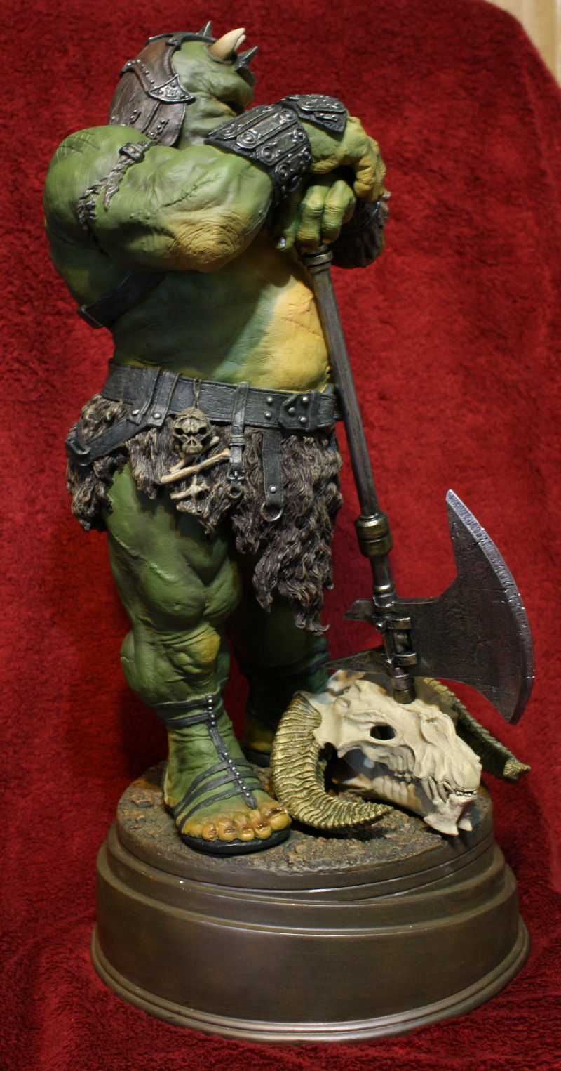 STAR WARS: GAMORREAN EXECUTIONER Mythos statue 19