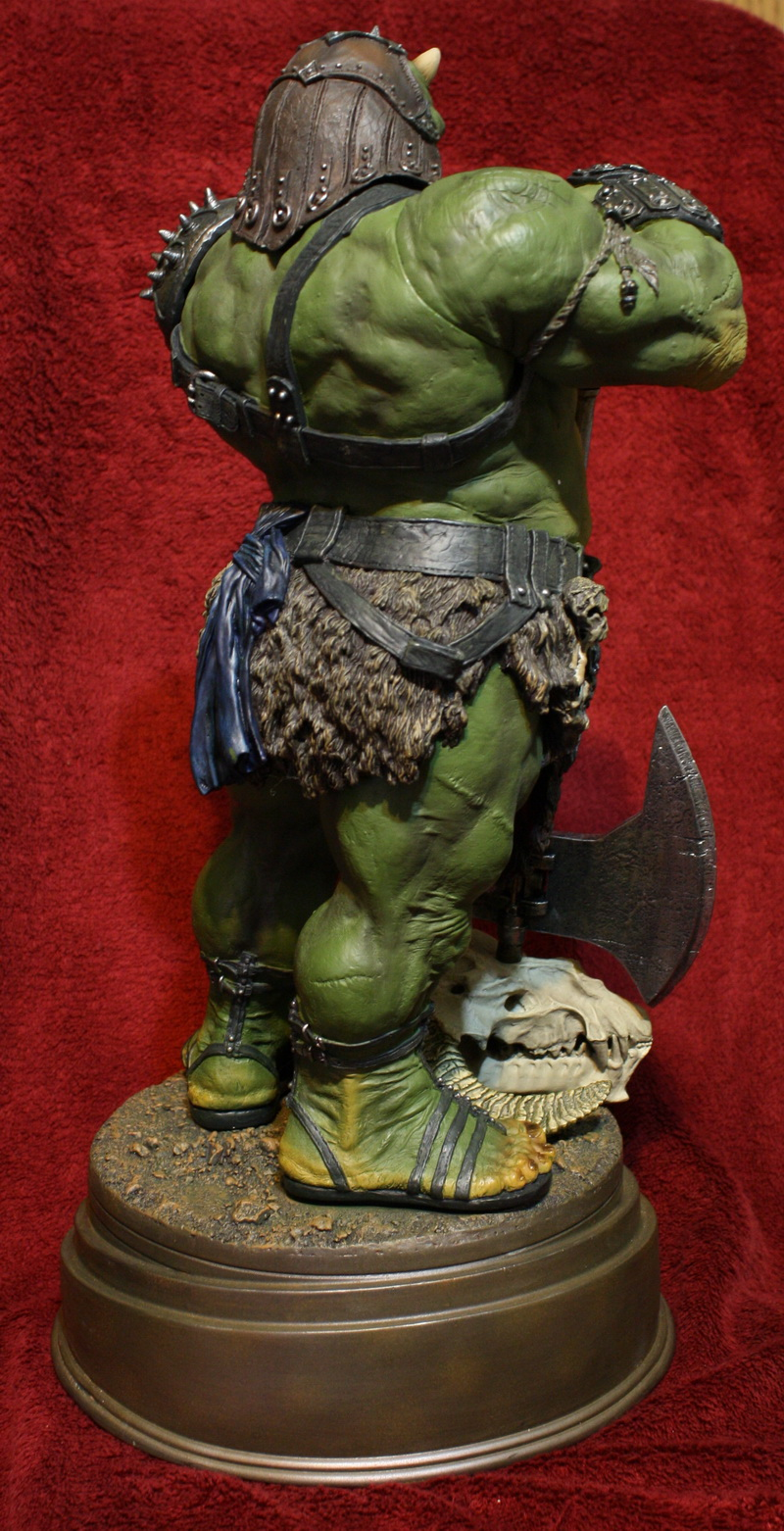 STAR WARS: GAMORREAN EXECUTIONER Mythos statue 20