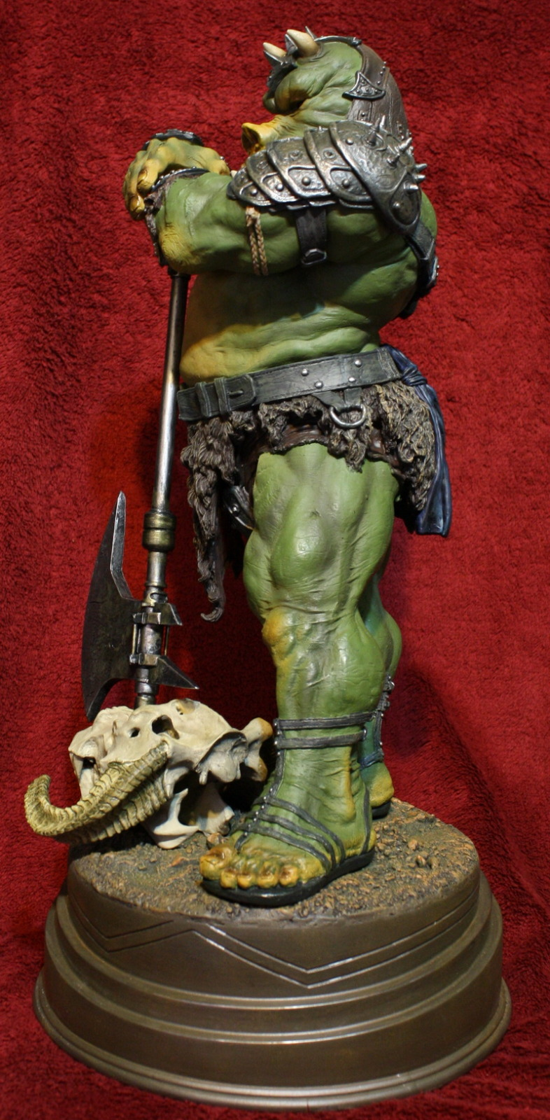 STAR WARS: GAMORREAN EXECUTIONER Mythos statue 22