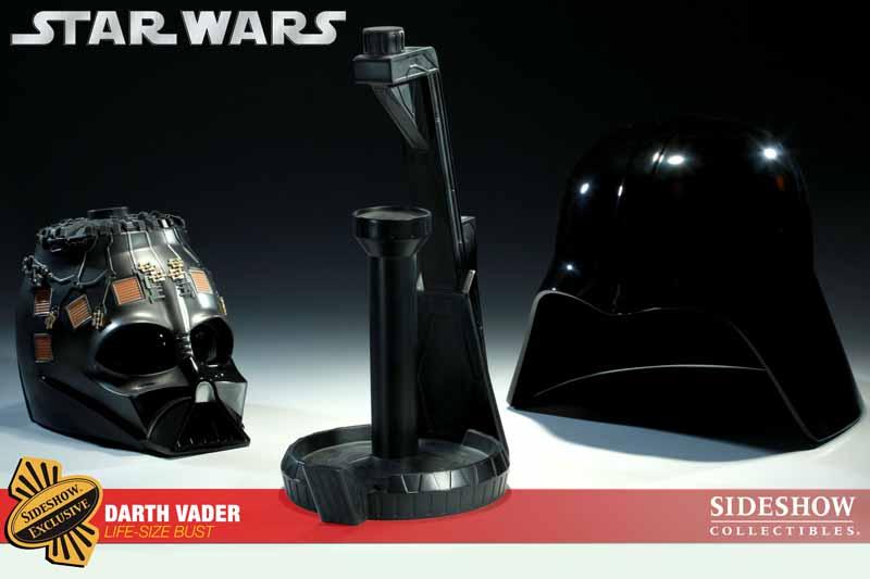 STAR WARS: DARTH VADER Life size bust 29731_press04