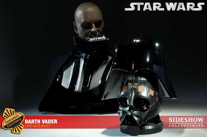 STAR WARS: DARTH VADER Life size bust 29731_press06
