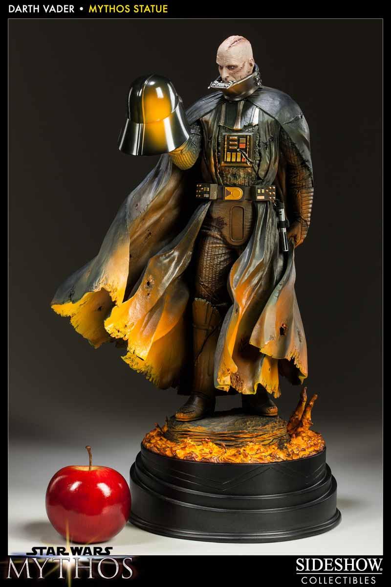 STAR WARS; DARTH VADER Mythos statue 200193_press04
