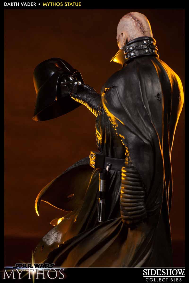 STAR WARS; DARTH VADER Mythos statue 200193_press10