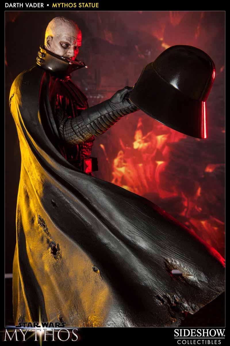 STAR WARS; DARTH VADER Mythos statue 200193_press11