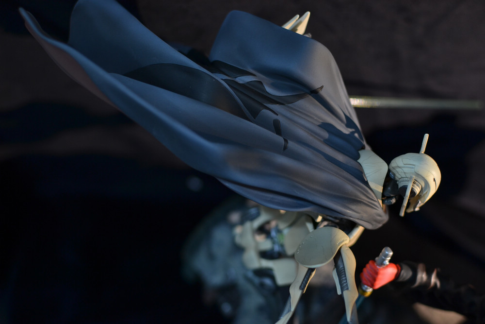 STAR-WARS: SHAAK TI VS. GENERAL GRIEVOUS Diorama 9
