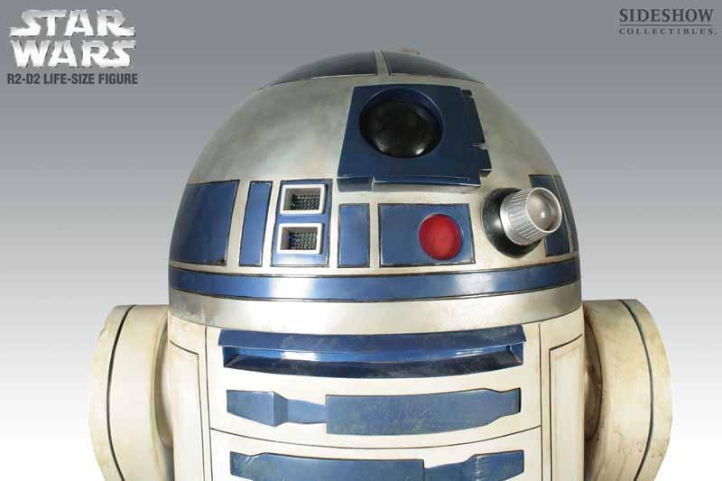 STAR WARS: R2-D2 Life size figure 2215_press02