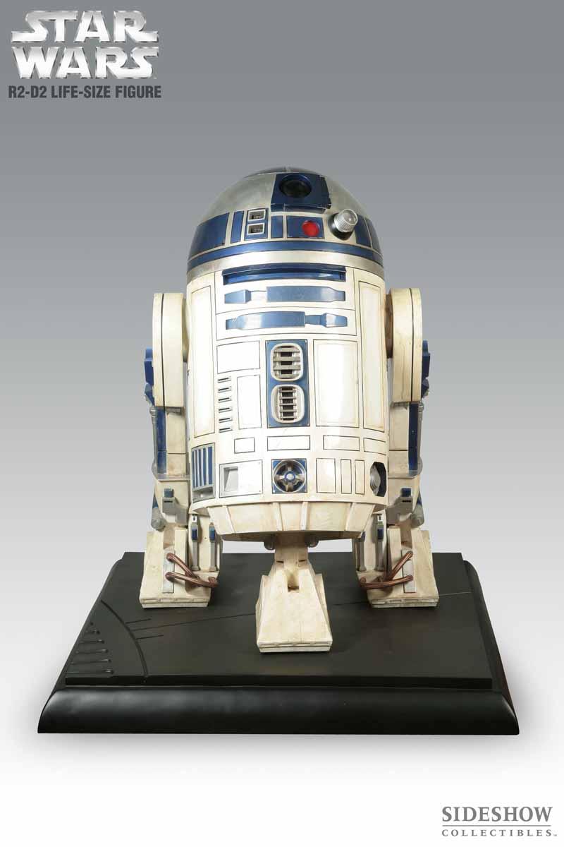 STAR WARS: R2-D2 Life size figure 2215_press04