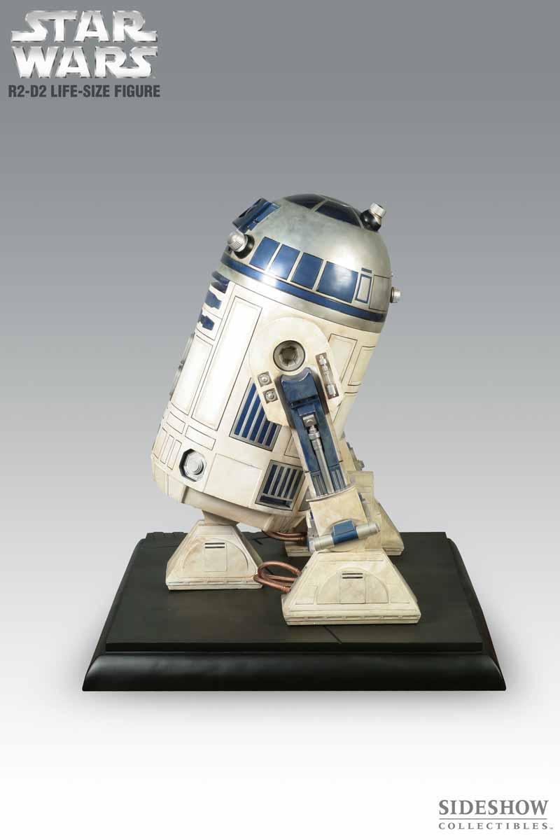 STAR WARS: R2-D2 Life size figure 2215_press05