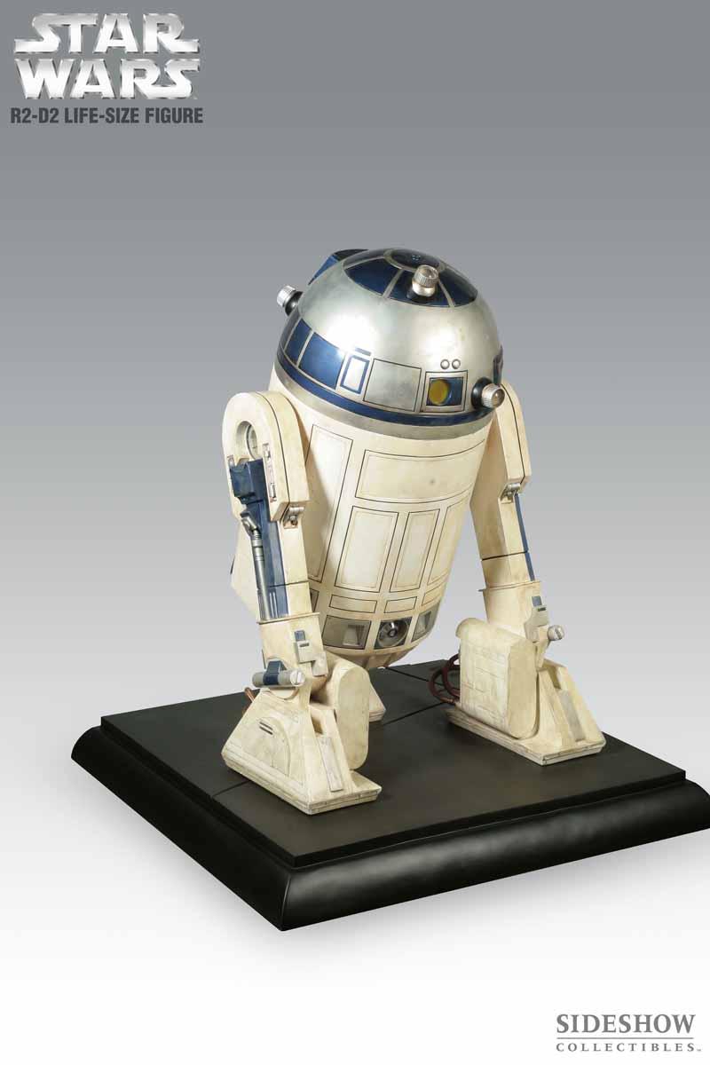 STAR WARS: R2-D2 Life size figure 2215_press06
