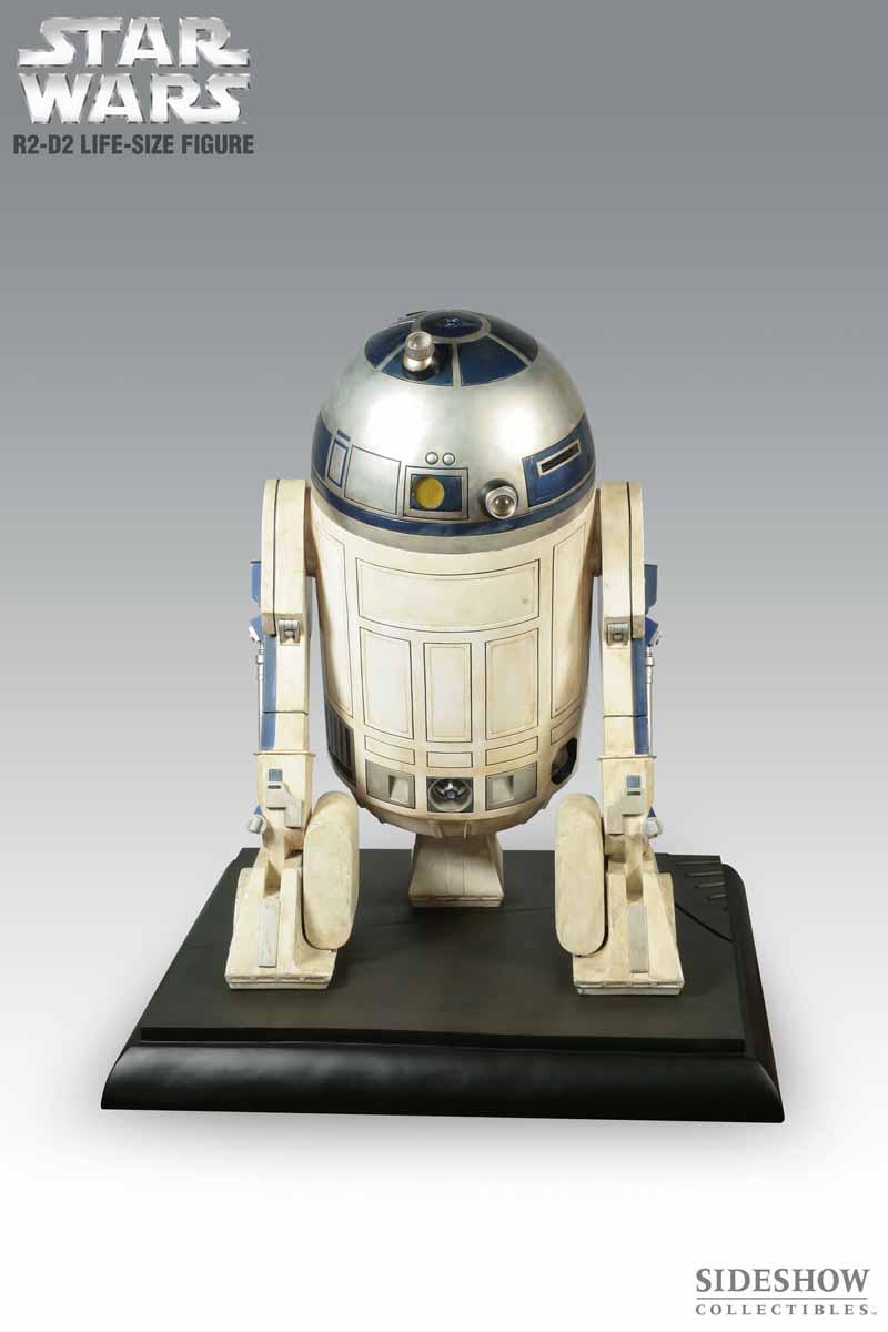 STAR WARS: R2-D2 Life size figure 2215_press07