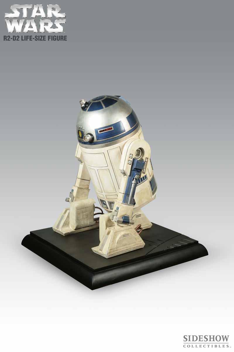 STAR WARS: R2-D2 Life size figure 2215_press08