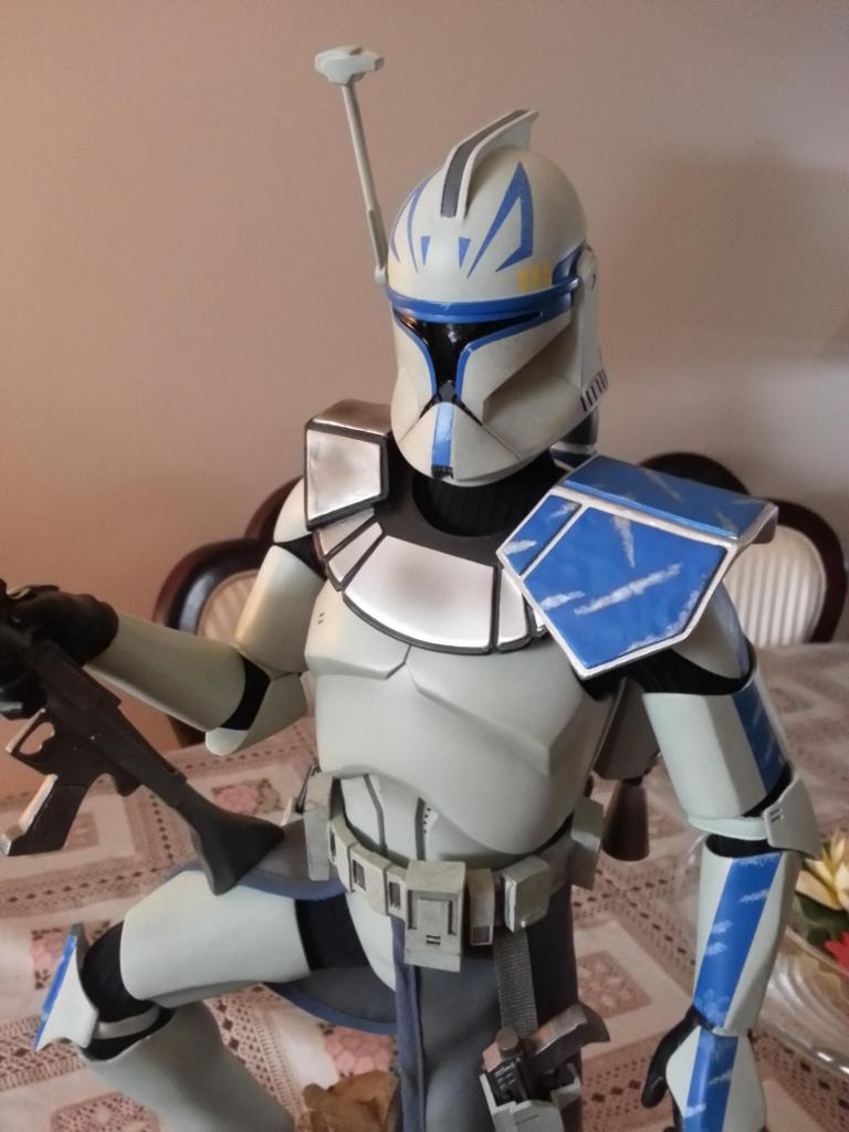 STAR WARS: CAPTAIN REX Premium format 1