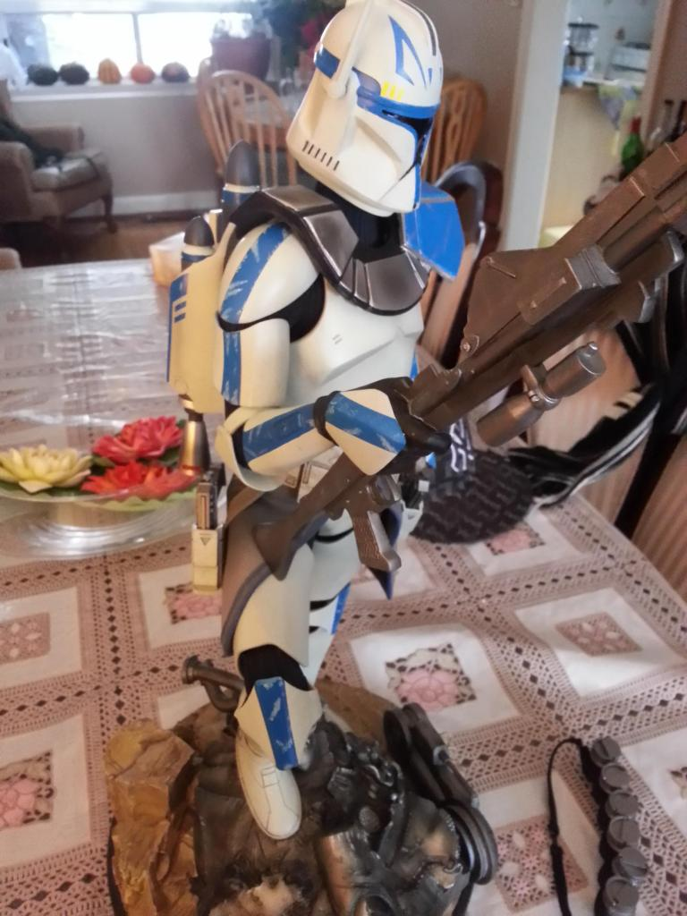 STAR WARS: CAPTAIN REX Premium format 3