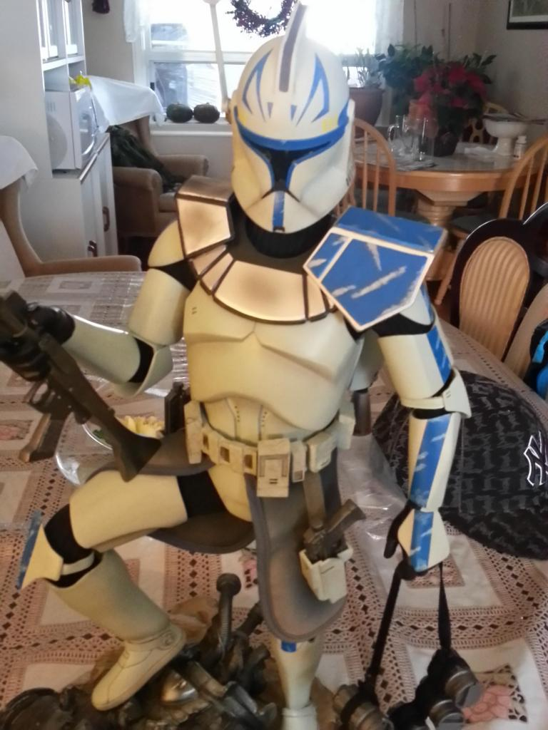 STAR WARS: CAPTAIN REX Premium format 5