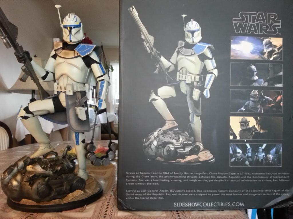 STAR WARS: CAPTAIN REX Premium format 7
