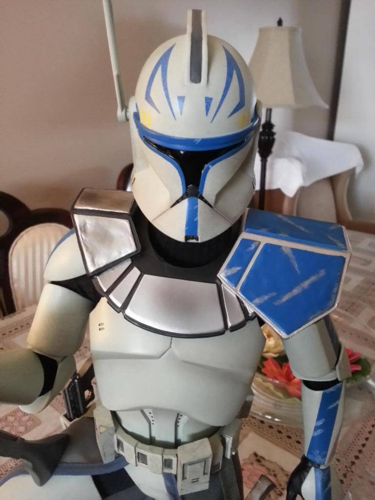STAR WARS: CAPTAIN REX Premium format 8