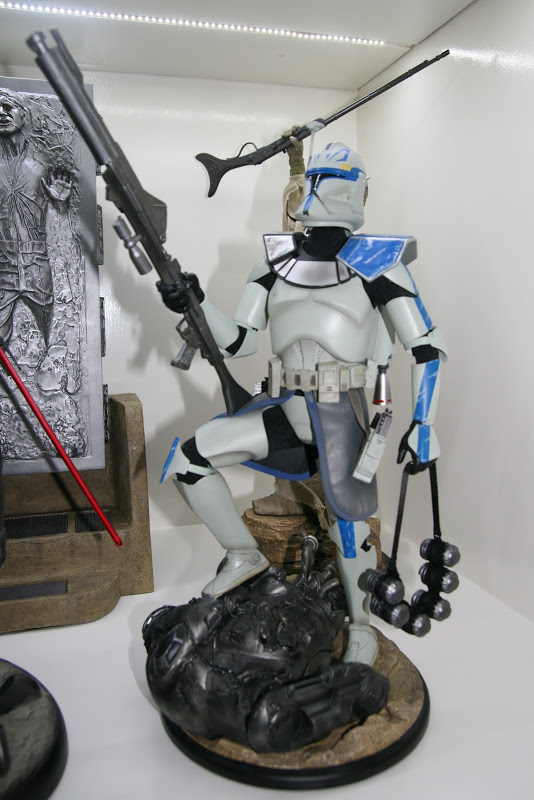 STAR WARS: CAPTAIN REX Premium format Christmas_2012_278