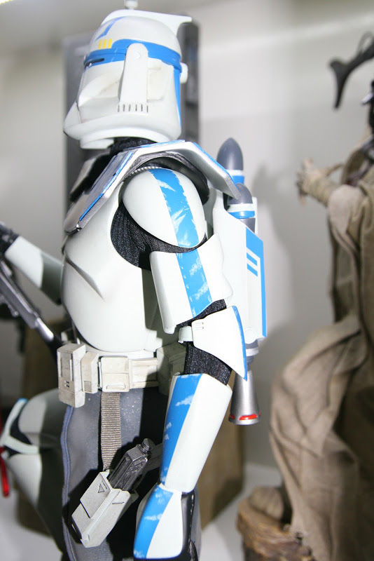STAR WARS: CAPTAIN REX Premium format Christmas_2012_280