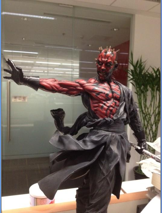 STAR WARS: DARTH MAUL Mythos statue 3