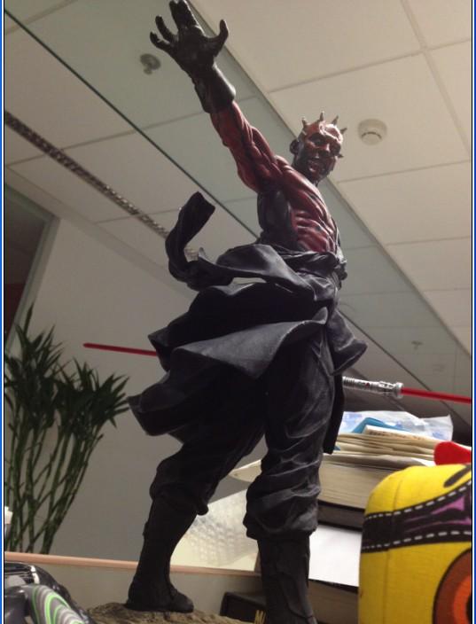 STAR WARS: DARTH MAUL Mythos statue 4