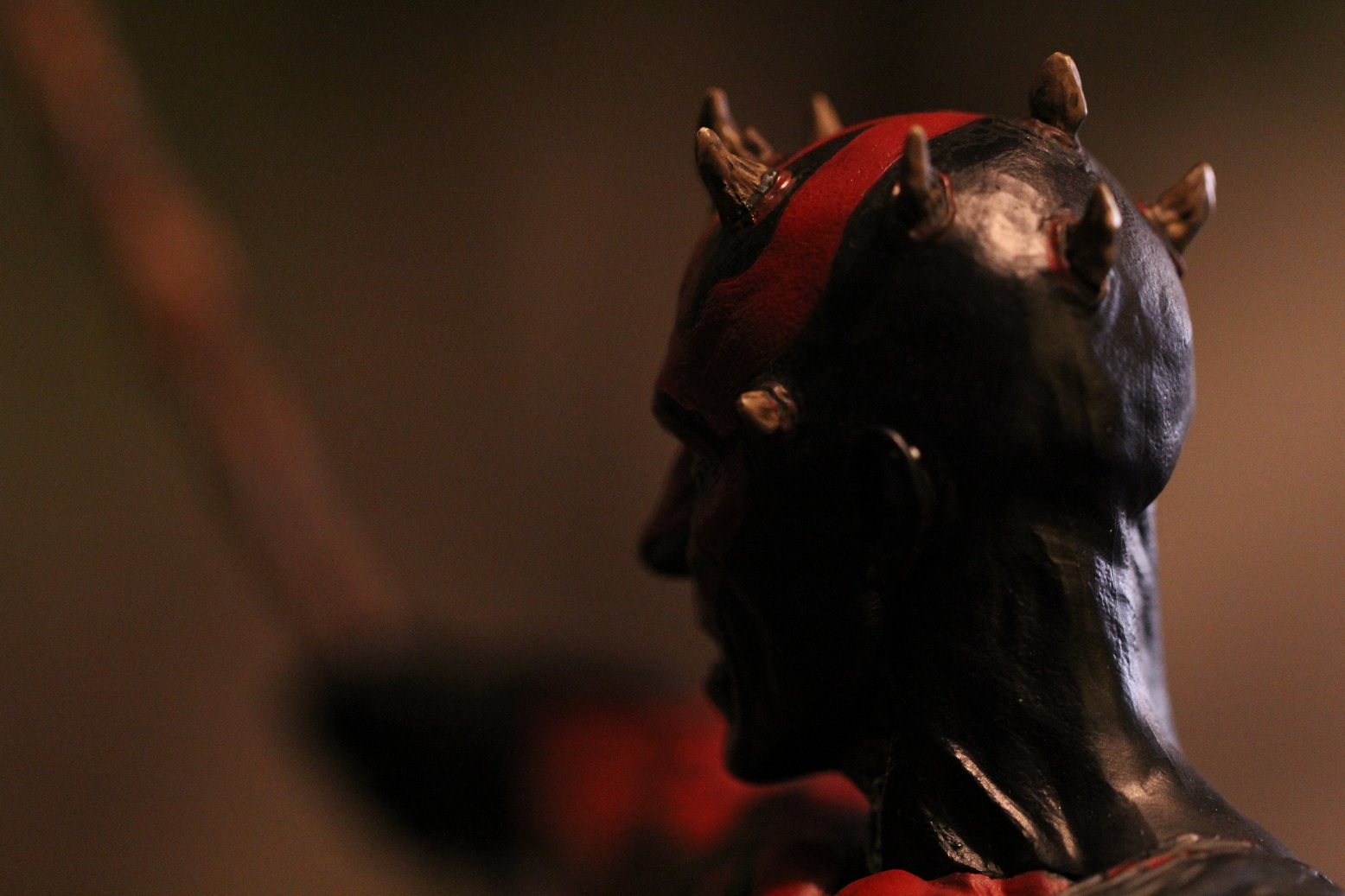 STAR WARS: DARTH MAUL Mythos statue Darth7