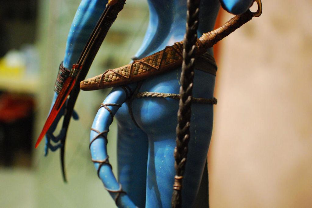 AVATAR: NEYTIRI Legendary scale figure 3