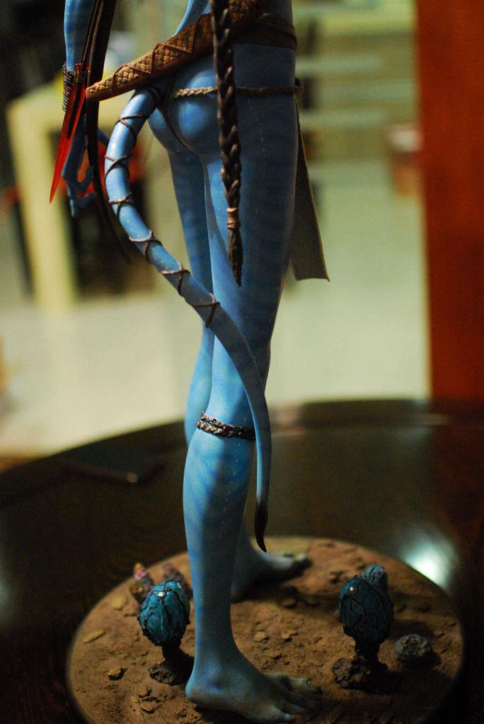 AVATAR: NEYTIRI Legendary scale figure 6