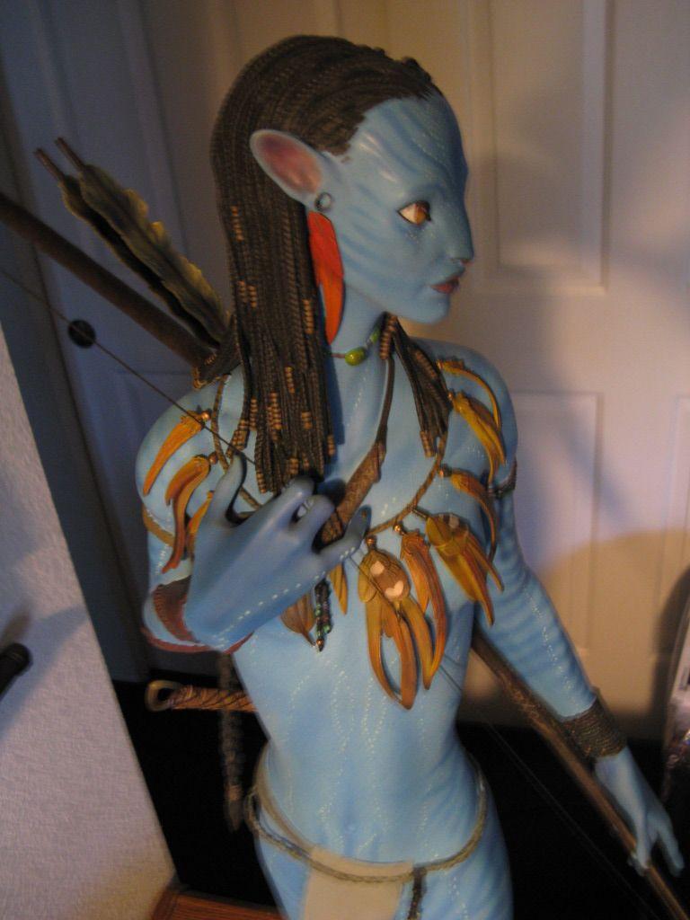 AVATAR: NEYTIRI Legendary scale figure 4