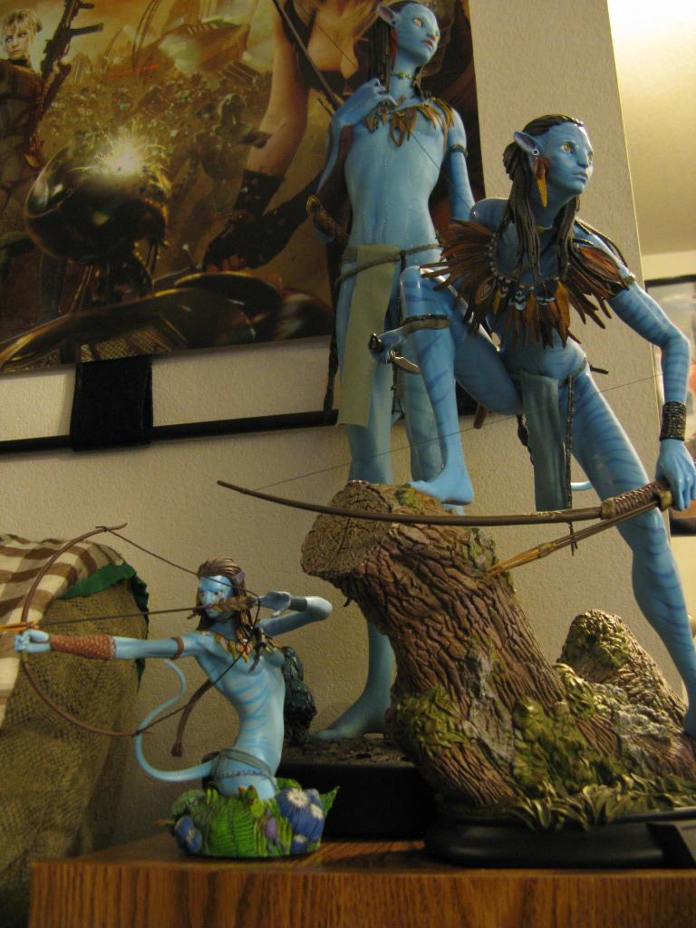AVATAR: NEYTIRI Legendary scale figure 5