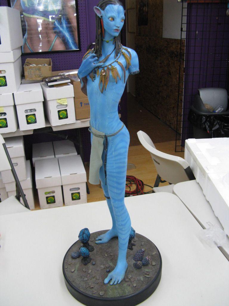 AVATAR: NEYTIRI Legendary scale figure 9