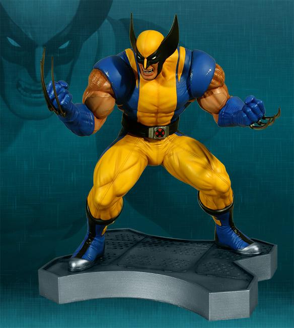 HCG : MARVEL VS CAPCOM 3: WOLVERINE VS RYU Wolverine2