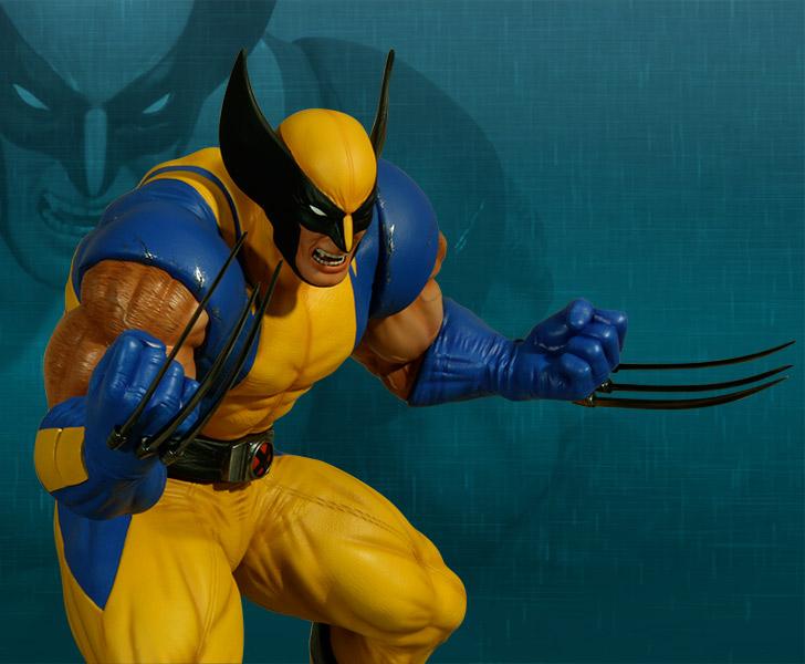 HCG : MARVEL VS CAPCOM 3: WOLVERINE VS RYU Wolverine6