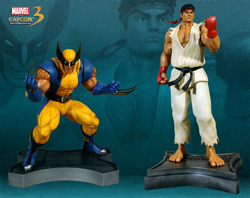 HCG : MARVEL VS CAPCOM 3: WOLVERINE VS RYU Wolverine_ryu2
