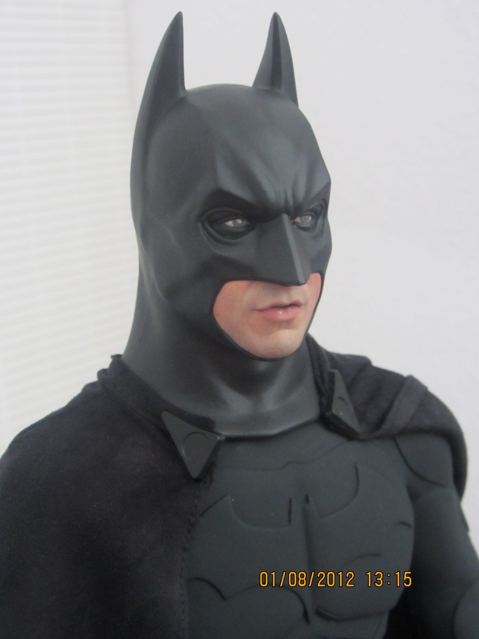 "BATMAN ""THE DARK KNIGHT"" : ENTERBAY -  1/4 SCALE 7"