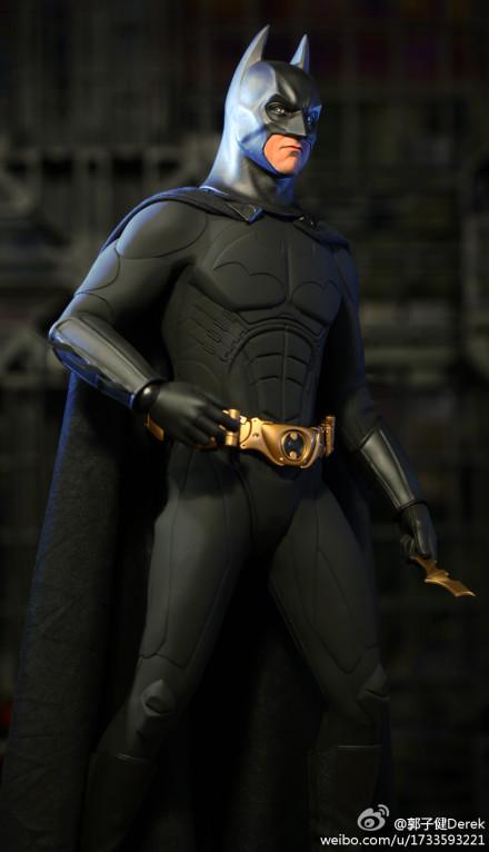 "BATMAN ""THE DARK KNIGHT"" : ENTERBAY -  1/4 SCALE Batenterbay1"