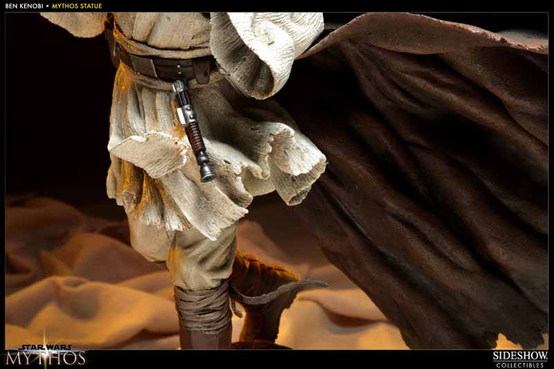 STAR WARS: BEN KENOBI Mythos statue  200108_press06