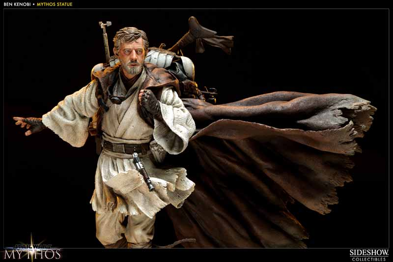 STAR WARS: BEN KENOBI Mythos statue  200108_press14
