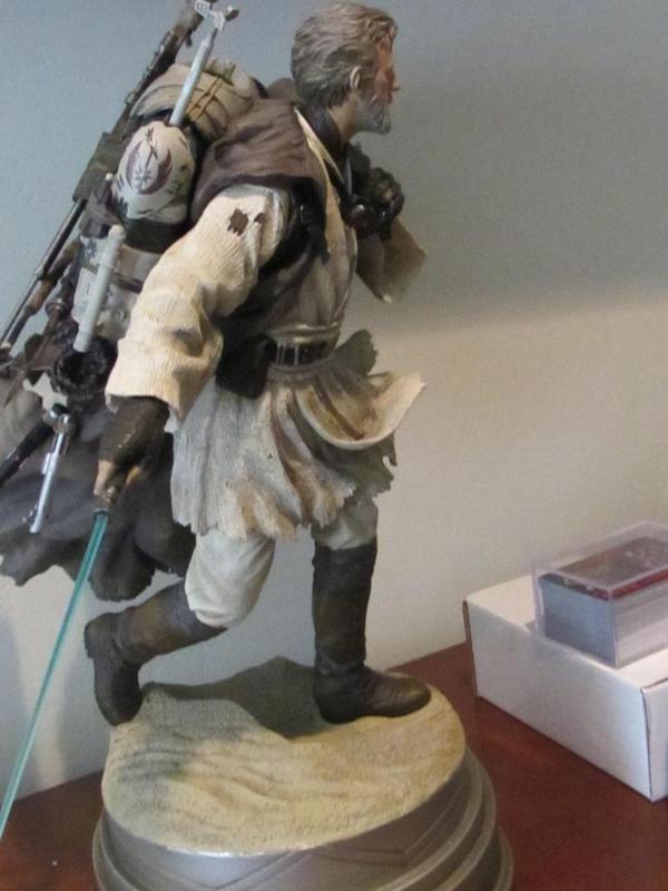 STAR WARS: BEN KENOBI Mythos statue  - Page 2 7