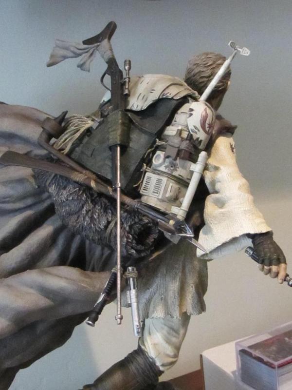 STAR WARS: BEN KENOBI Mythos statue  - Page 2 8