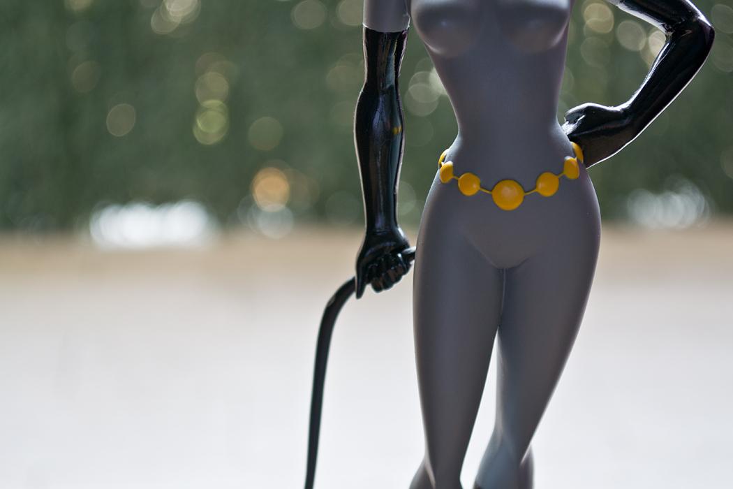 DC COMICS CLASSIC ANIMATION SERIES: BATMAN THE ANIMATED SERIES: CATWOMAN Maquette DSC_1707