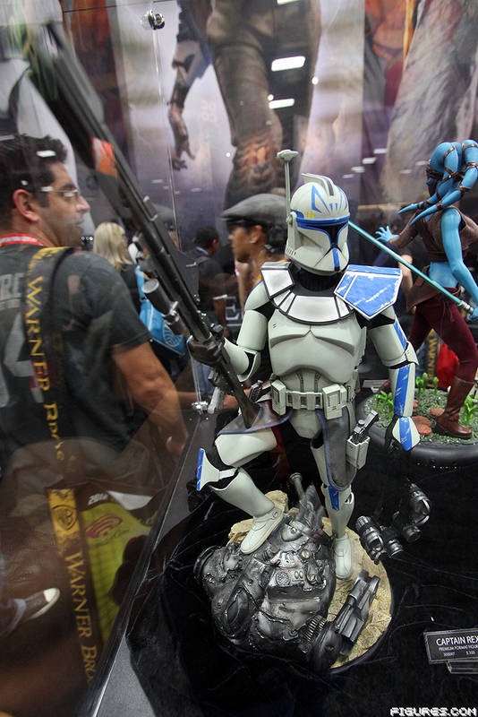 STAR WARS: CAPTAIN REX Premium format Commanderrex