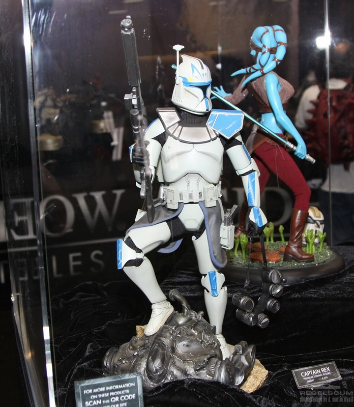 STAR WARS: CAPTAIN REX Premium format Commanderrex1