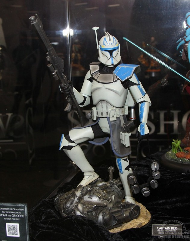 STAR WARS: CAPTAIN REX Premium format Commanderrex2