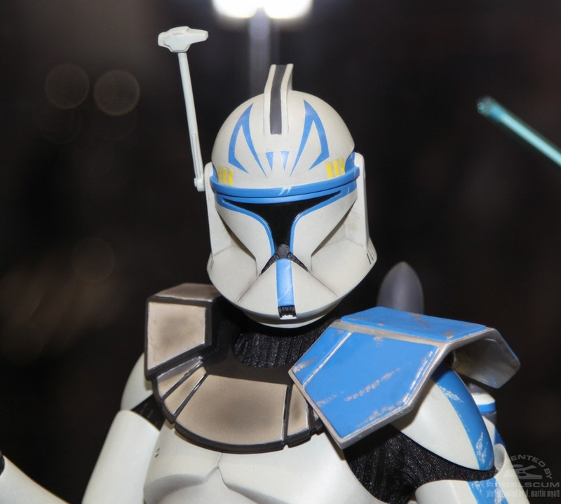 STAR WARS: CAPTAIN REX Premium format Commanderrex3