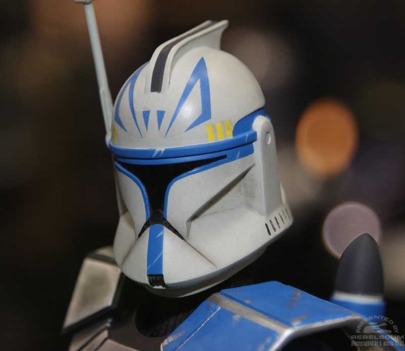 STAR WARS: CAPTAIN REX Premium format Commanderrex4